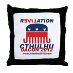 RevilATION Throw Pillow