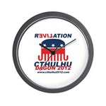 RevilATION Wall Clock