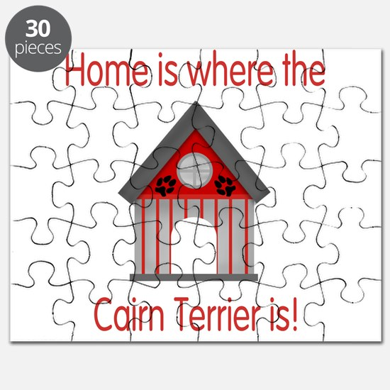 Home is where the Cairn Terri Puzzle
