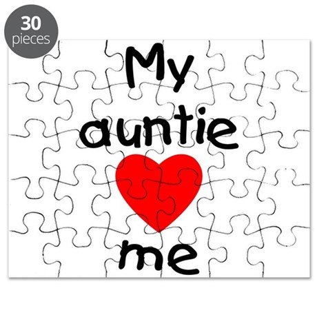 My auntie loves me Puzzle