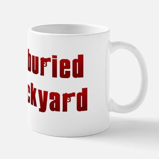 Hoffa is buried... Mug