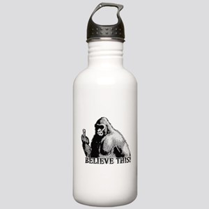 BELIEVE THIS! Stainless Water Bottle 1.0L