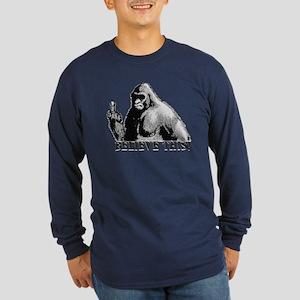 BELIEVE THIS! Long Sleeve Dark T-Shirt