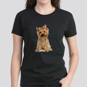 Yorkie Women's Dark T-Shirt