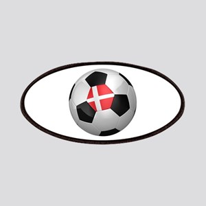 Danish soccer ball Patches