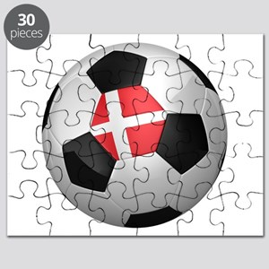 Danish soccer ball Puzzle