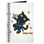 Ninja cat Journal