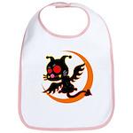 Devil cat 1 Bib