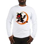 Devil cat 1 Long Sleeve T-Shirt