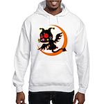 Devil cat 1 Hooded Sweatshirt