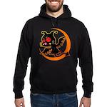 Devil cat 1 Hoodie (dark)