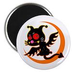Devil cat 1 Magnet