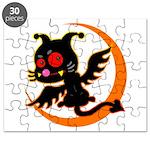 Devil cat 1 Puzzle