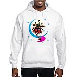 Devil cat 2 Hooded Sweatshirt
