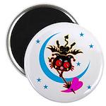 Devil cat 2 Magnet