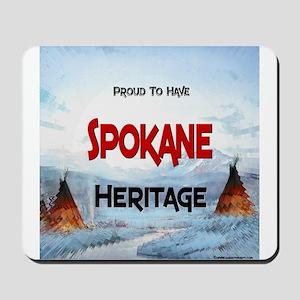 Spokane Heritage Mousepad