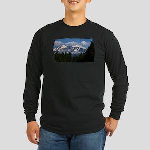 Shasta on the Road Again Long Sleeve Dark T-Shirt