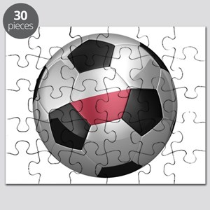 Polish soccer ball Puzzle