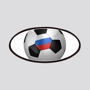 Russian soccer ball Patches