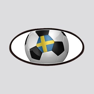 Swedish soccer ball Patches