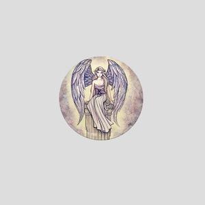 Beautiful Angel Mini Button