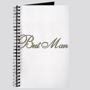 Best Man Gifts Journal