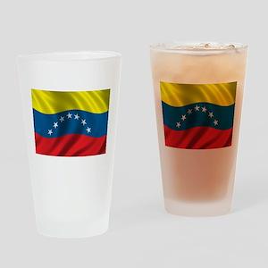 Flag of Venezuela Drinking Glass