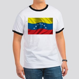 Flag of Venezuela Ringer T