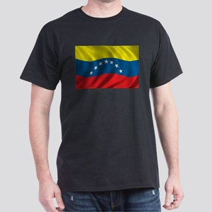 Flag of Venezuela Dark T-Shirt