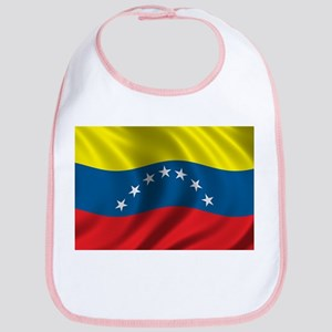 Flag of Venezuela Bib