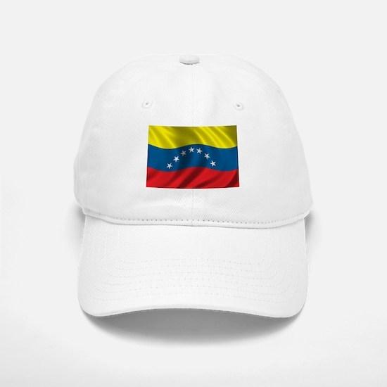 Flag of Venezuela Baseball Baseball Cap