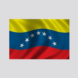 Flag of Venezuela Rectangle Magnet