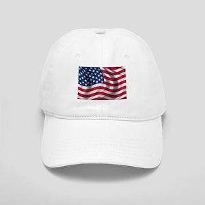 694fb162542 Us Flag Hats - CafePress