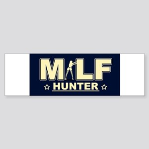 MILF Hunter Sticker (Bumper)