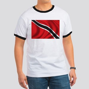 Flag of Trinidad and Tobago Ringer T
