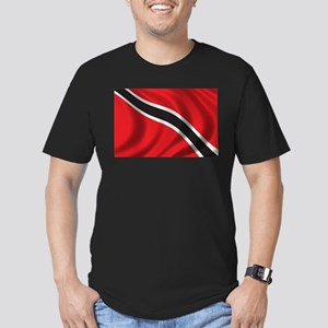 Flag of Trinidad and Tobago Men's Fitted T-Shirt (