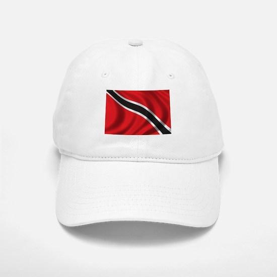 Flag of Trinidad and Tobago Baseball Baseball Cap