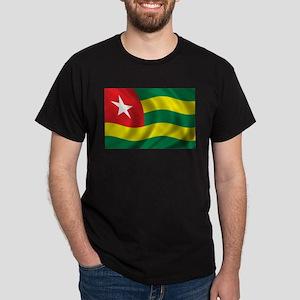 Flag of Togo Dark T-Shirt