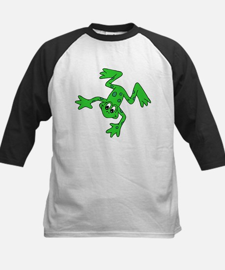 Froggy Kids Baseball Jersey