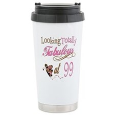 Fabulous 99th Stainless Steel Travel Mug