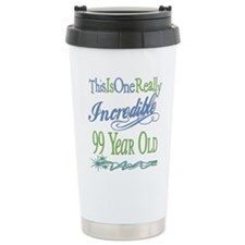 Incredible 99th Stainless Steel Travel Mug