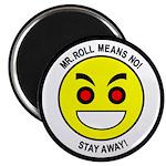 Mr. Roll Magnet