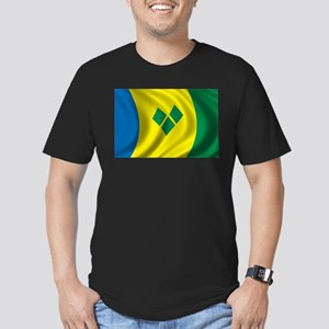 Flag of Saint Vincent and the Grenadines Men's Fit