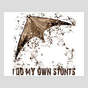 Kite Tricks, My Own Stunts Small Poster