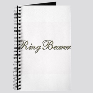 Ring Bearer Gifts Journal