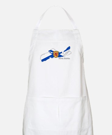 Nova Scotia Flag Apron