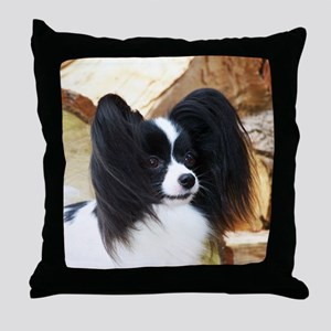 Sonrisa Throw Pillow