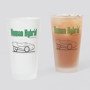 Velomobile Drinking Glass