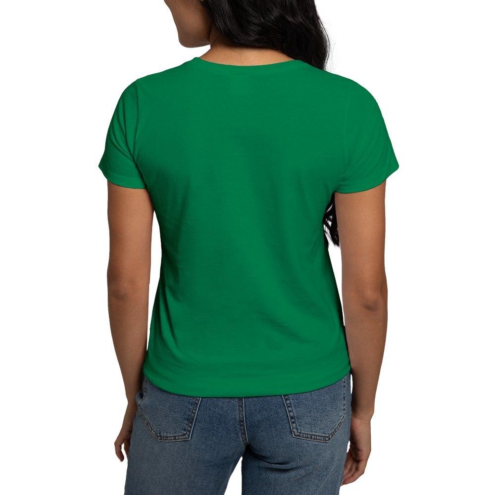 CafePress-Alien-Kitty-Women-039-s-Dark-T-Shirt-Women-039-s-Cotton-T-Shirt-598989504 thumbnail 60
