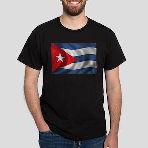 Flag of Cuba Dark T-Shirt